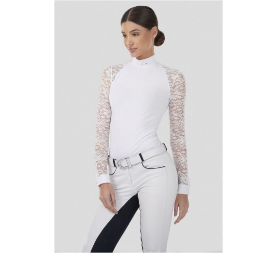 Lace Attraction Long Sleeve