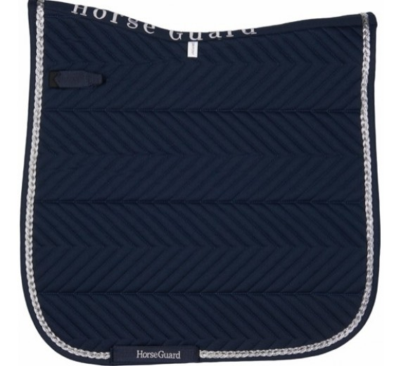 DRESSUR SADELUNDERLAG ARROW - NAVY