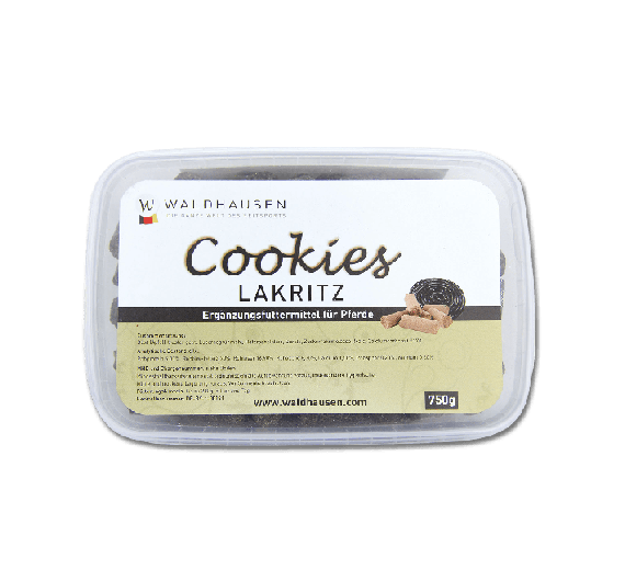 Cookies 750g. - Lakrids