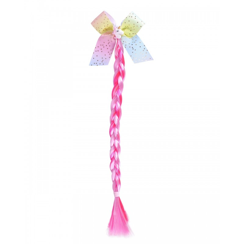 HAIR EXTENSIONS UNICORN - PINK