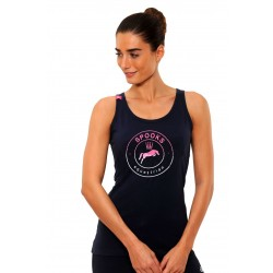 ANNI TANK TOP - NAVY
